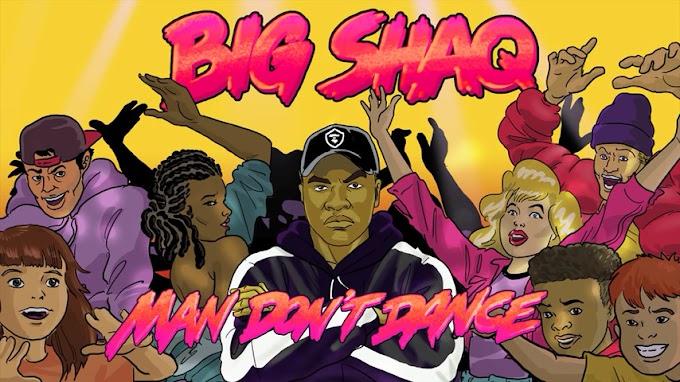 Listen Up:  Man Don't Dance - Big Shaq