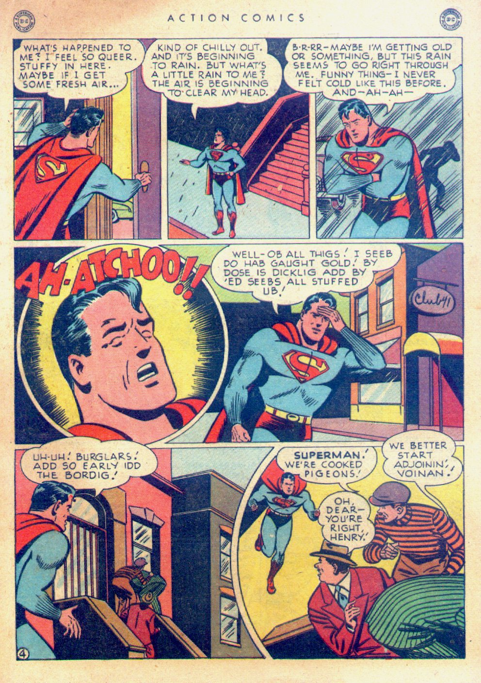 Action Comics (1938) 113 Page 5
