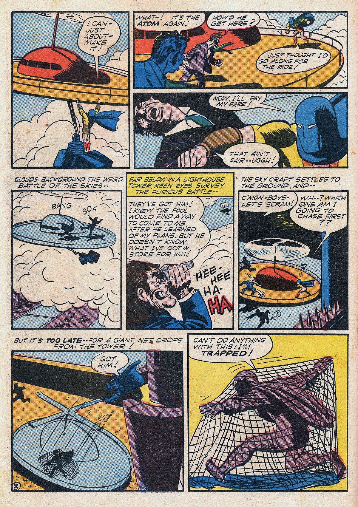 Read online All-Star Comics comic -  Issue #20 - 21