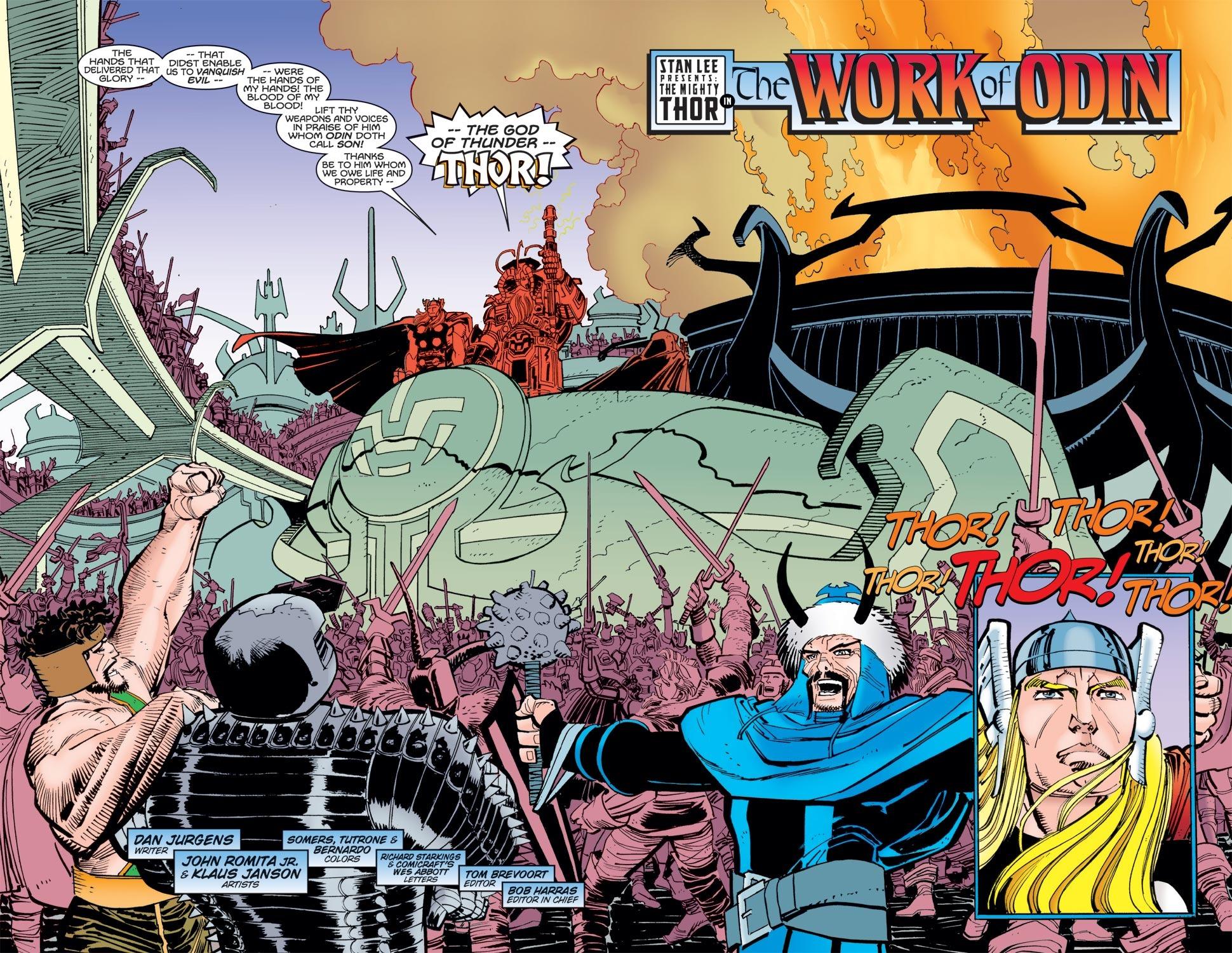 Thor (1998) Issue #13 #14 - English 3