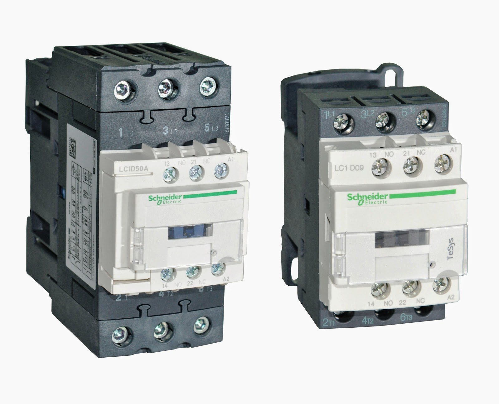 Colorful Electrical Contactor Working Principle Mold - Best Images ...