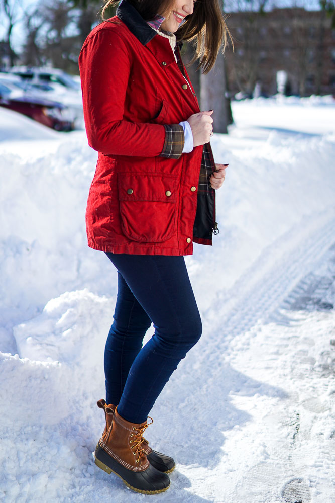 L.L. Bean Boots, Winter Boots, Winter Must Haves, RainBoots, Snowboots, Fashion Blogger, NYC Blogger, What shoes to wear for winter, Krista Robertson, Covering the Bases - Guide to Buying LL Bean Boots by New York fashion blogger Covering the Bases