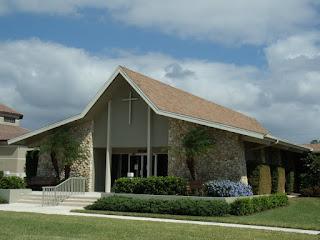 Iglesia en el Tamiami Trail
