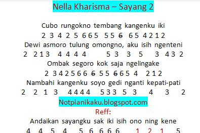 Sayang 2 - Nella Kharisma