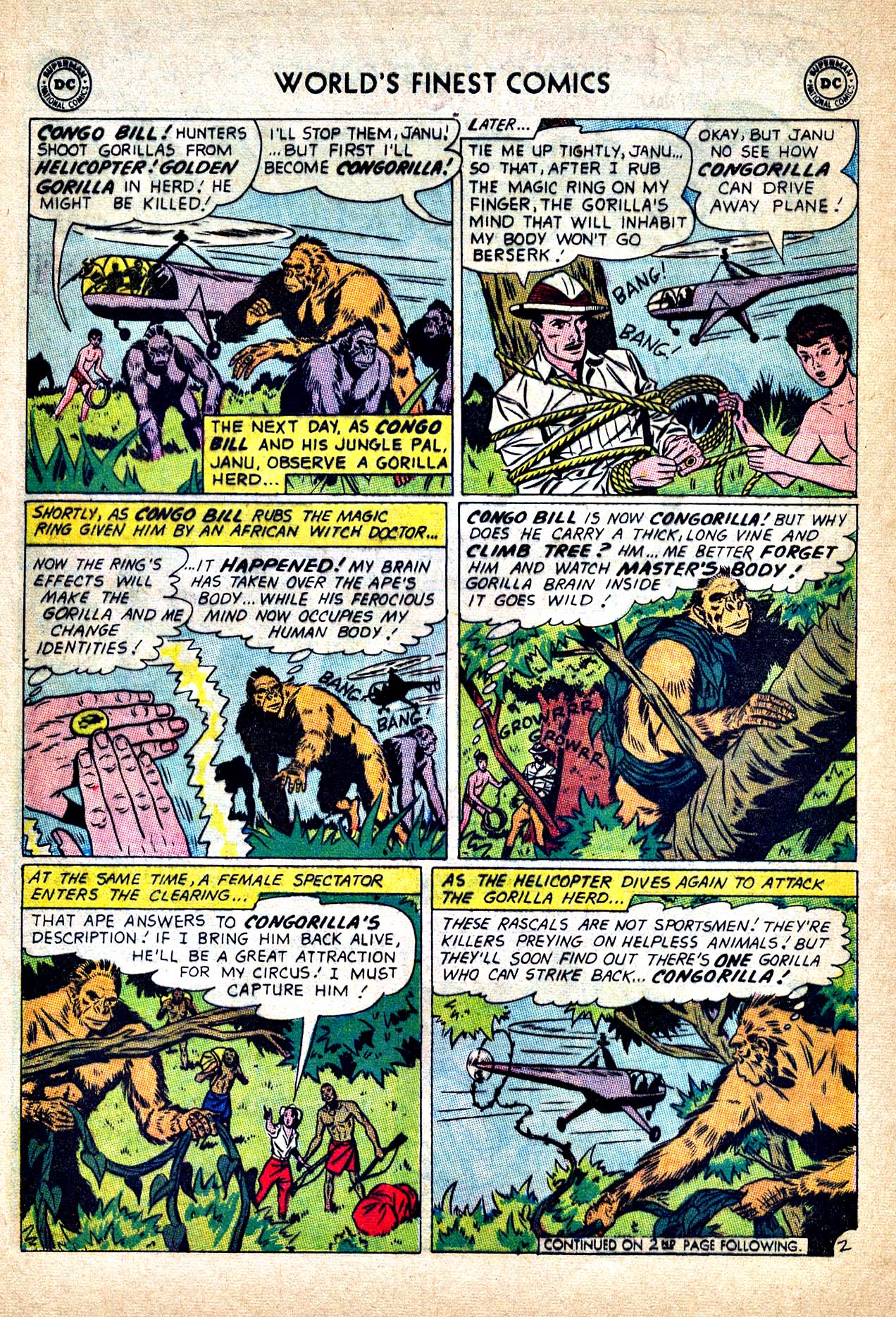 Read online World's Finest Comics comic -  Issue #150 - 24