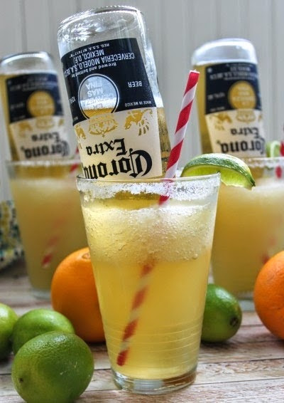 Frozen Mexican Bulldog Margarita Recipe | pinyourfood