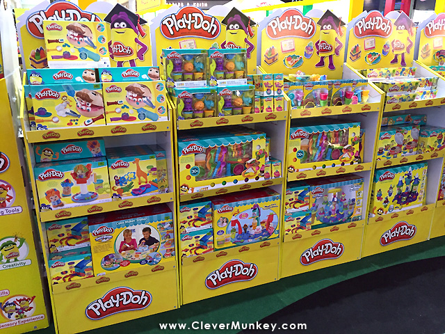 Play Doh Celebrates 60th Birthday And World Play Doh Day At The Curve