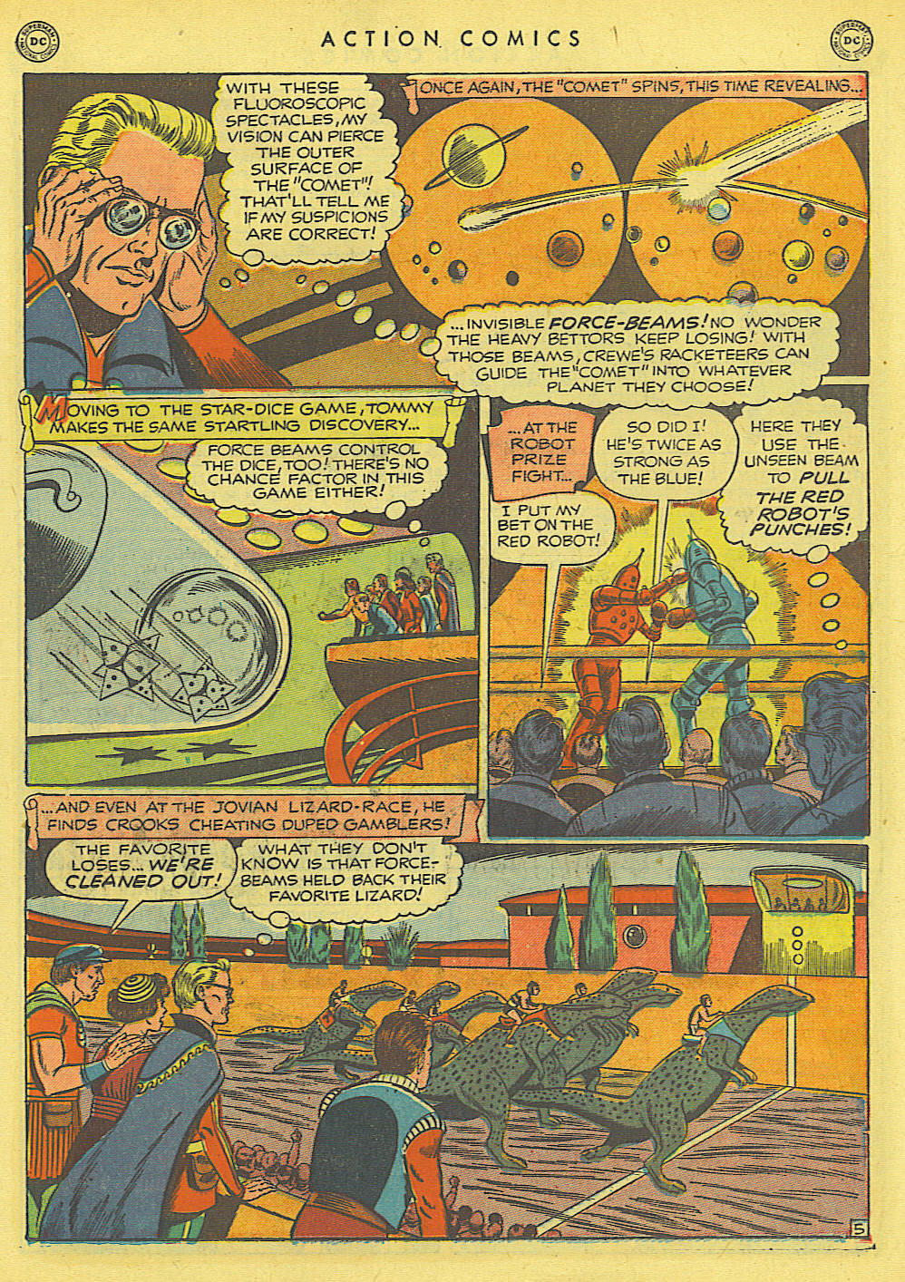Read online Action Comics (1938) comic -  Issue #145 - 18