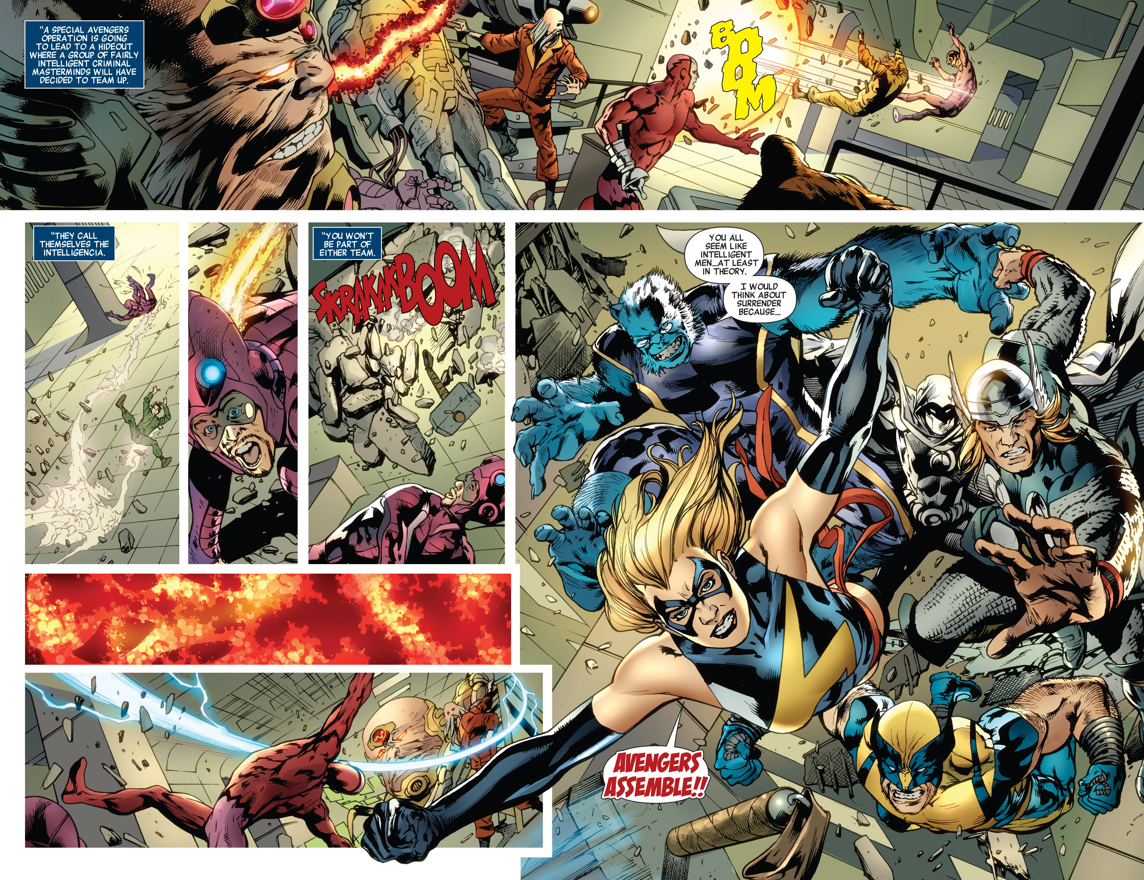 Read online Age of Ultron comic -  Issue #10 - 6