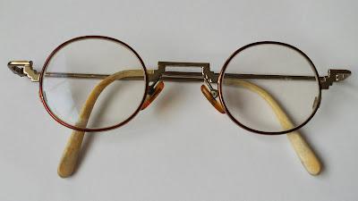 mijn eerste bril