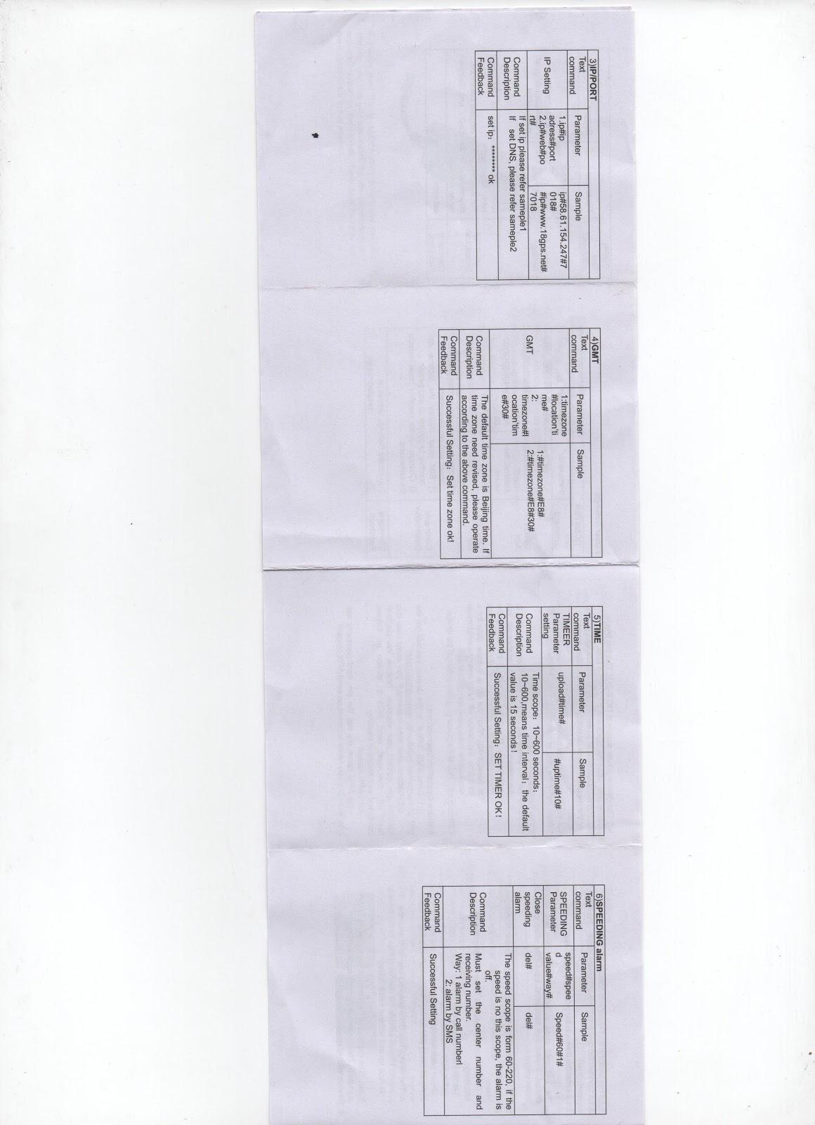 manual rastreador gt02