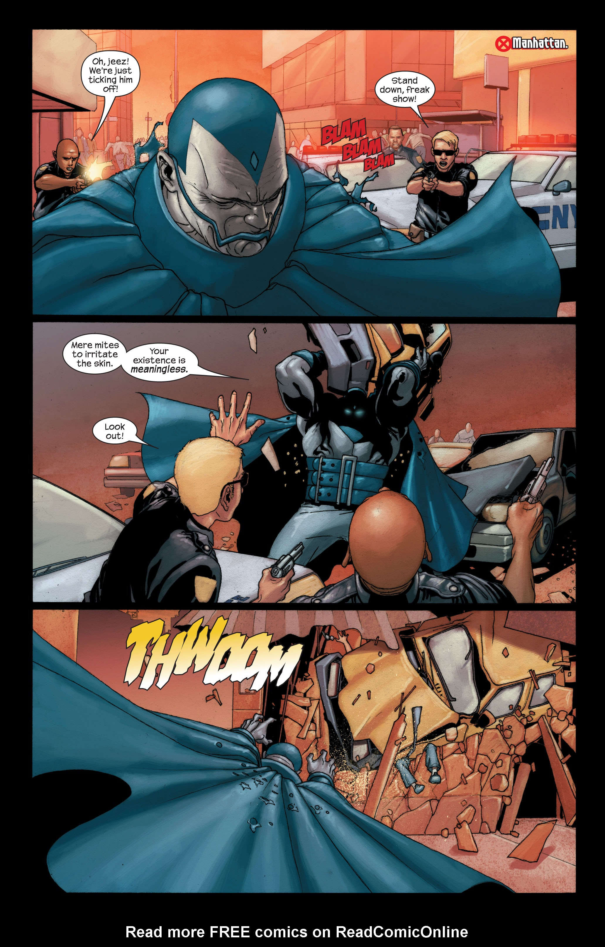 Read online Ultimate X-Men comic -  Issue #91 - 3
