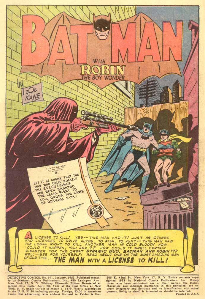 Read online Detective Comics (1937) comic -  Issue #191 - 3