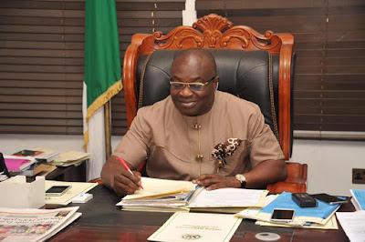 Applauding Ikpeazu's initiatives in combating crime in Abia
