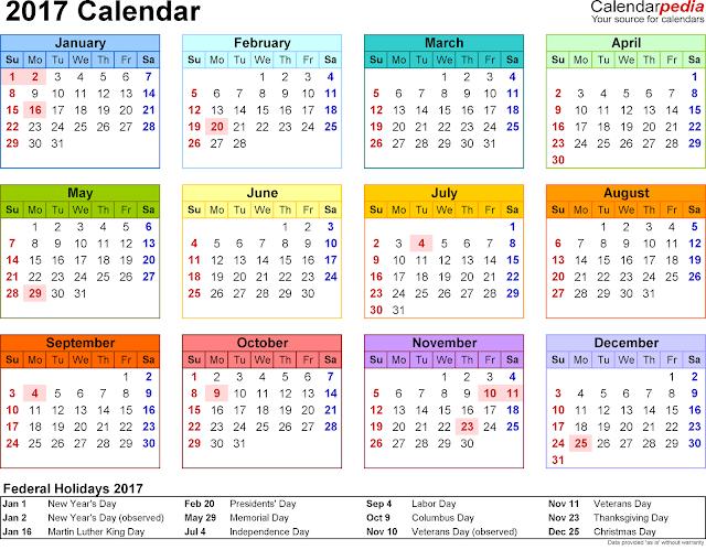 2017 Calendar Templates, 2017 Calendar Printable, bank holiday 2017, 2017 Calendar with Holidays,2017 Calendar templates, Calendar 2017 Printable,2017 Calendar with Holidays
