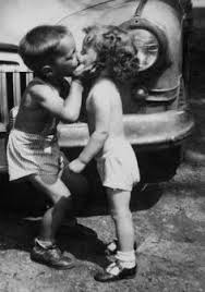 Top latest hd Baby Boy to Girl frist kiss images photos pic wallpaper free download 37