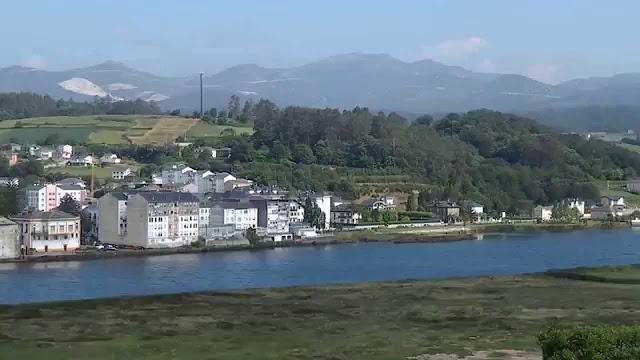 Coaña (Asturias), área de servicio para autocaravanas
