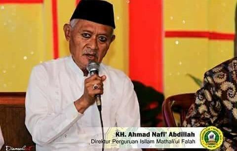 KH. A. Nafi' Abdullah: Guru Sufi Yang Memancarkan Cahaya Islam Di Tengah Keragaman Budaya