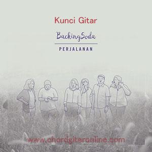 Chord Kunci Gitar Perjalanan BackingSoda Lirik Lagu