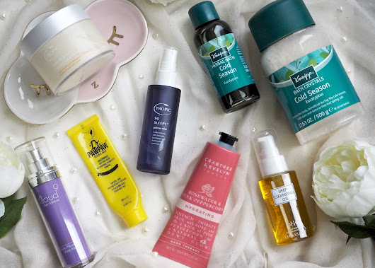 Winter skincare heroes