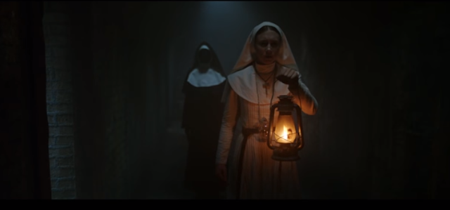 the nun good and evil nun