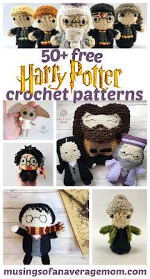 free harry potter crochet patterns