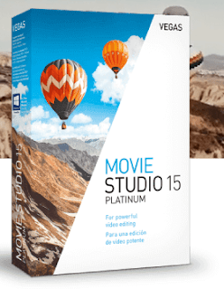 Magix Vegas Movie Studio 15 Coupon Code - Platinum