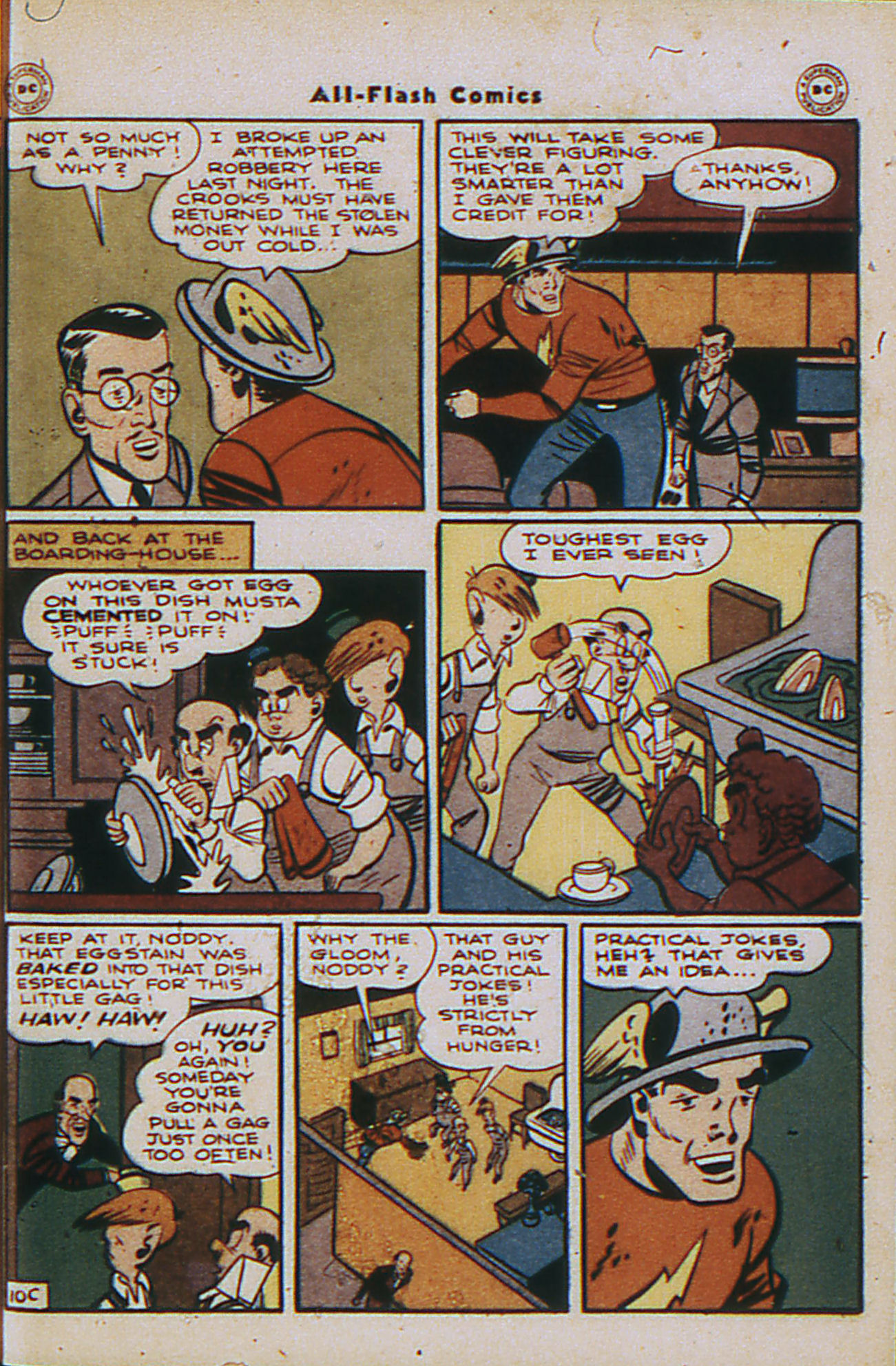 Read online All-Flash comic -  Issue #26 - 40