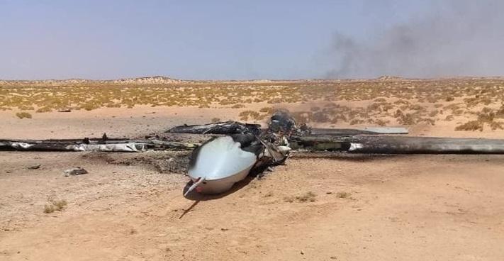 Οι Τούρκοι κατέρριψαν με βολή λέιζερ (!) UAV των δυνάμεων του στρατηγού Χαφτάρ στην Λιβύη!