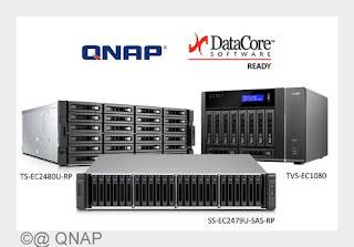 QNAP Turbo NAS sind quot;DataCore Ready quot;