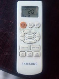Cara Merubah Tampilan Suhu Remot AC Samsungdari °F ke °C