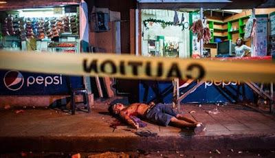 Gembong narkoba yang tewas setelah dianiaya