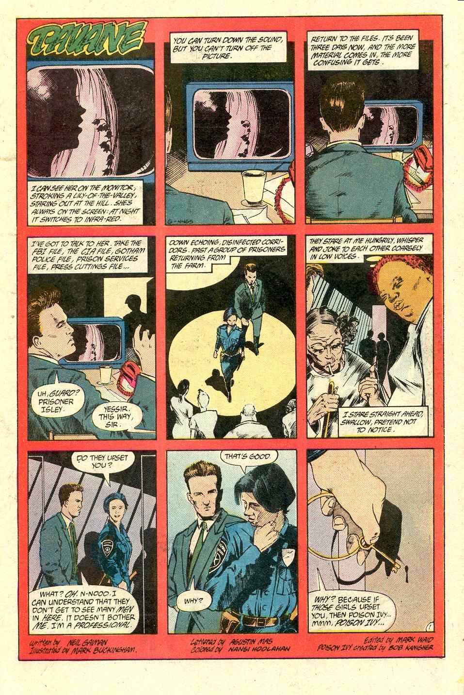 Read online Secret Origins (1986) comic -  Issue #36 - 26
