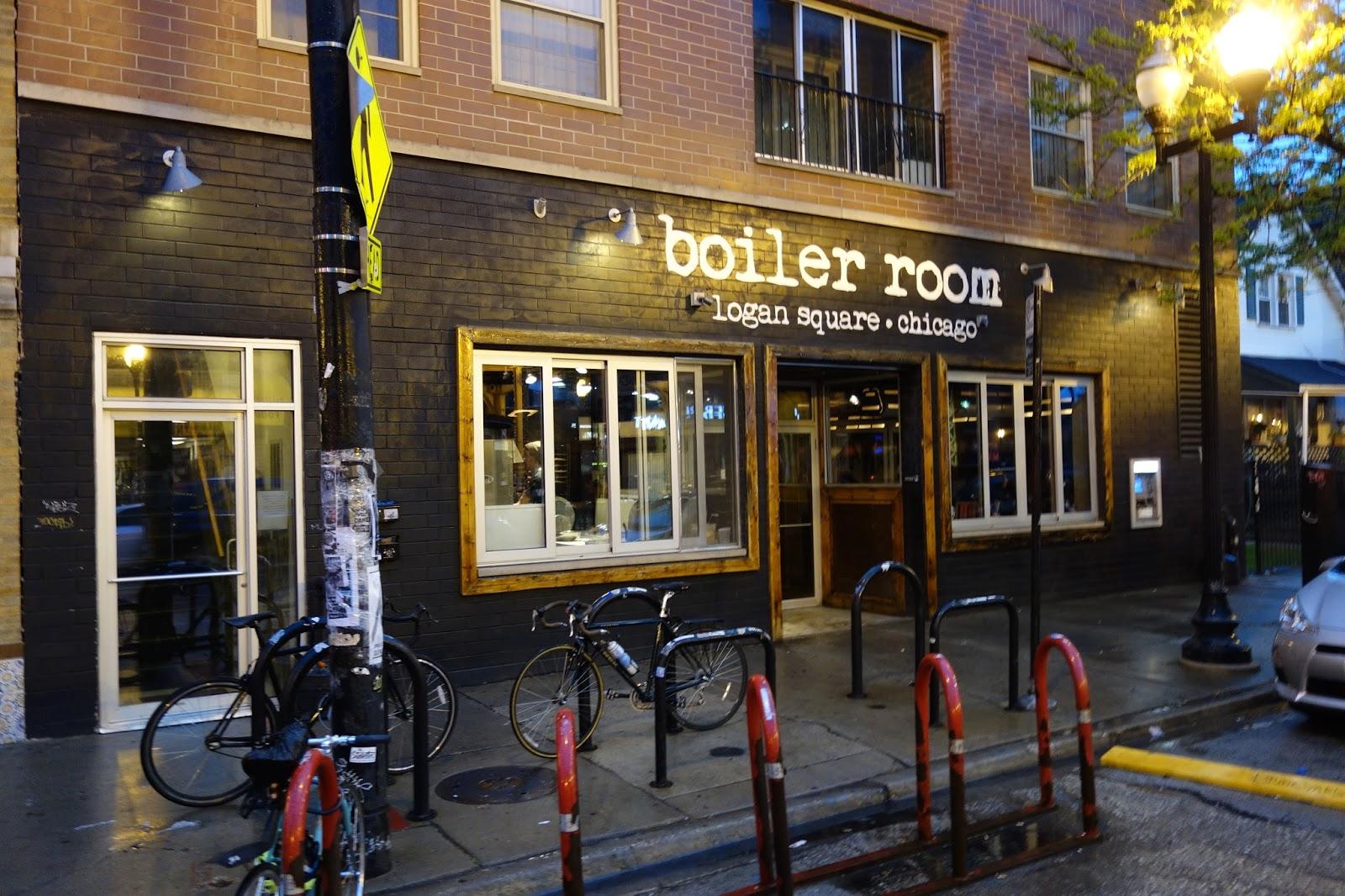 Boiler Room Chicago