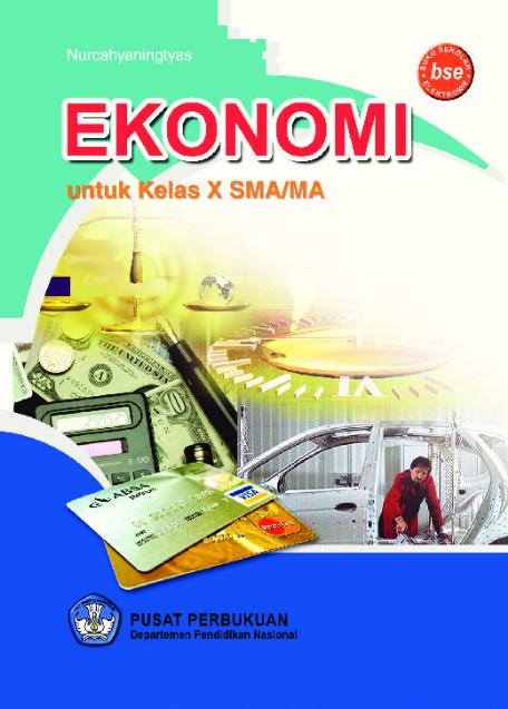 Download Buku Siswa KTSP SMA Kelas 10 Pelajaran Ekonomi