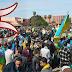 بالفيديو: أمواج بشرية في مسيرة الامازيغ اليوم بمراكش بالمغرب في ذكرى الربيع الامازيغي