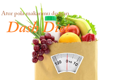 Diet DASH bagi Penderita Darah Tinggi