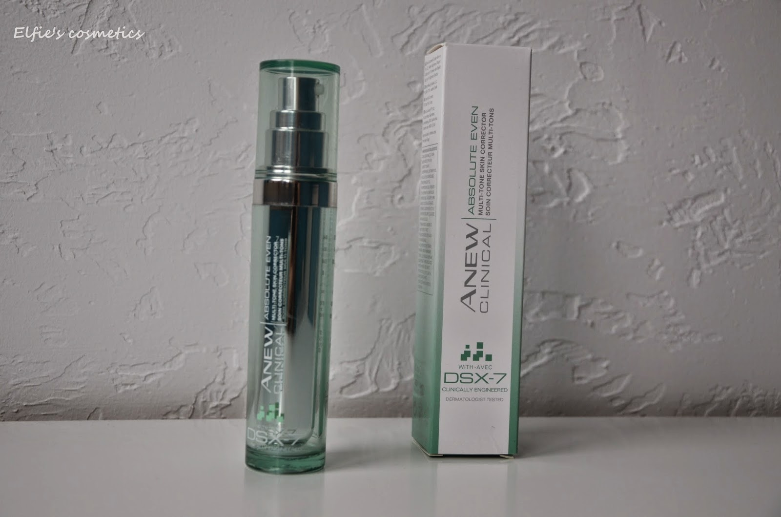 Moja walka z przebarwieniami - Part 1: Anew Clinical Absolute Even Multi-Tone Skin Corrector