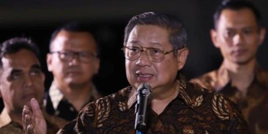 SBY Yakin Sindiran Agum Gumelar Bukan Permintaan Jokowi