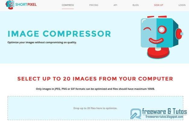 Image Compressor : un outil en ligne pour optimiser ses images