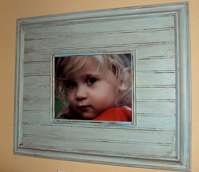 The Power of PinterestHomemade Picture Frames