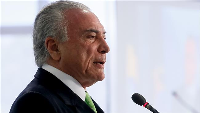 Brazil to open major trial that could unseat President Michel Temer
