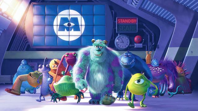 Μπαμπούλες (2001)