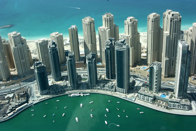 Marina Building Dubai, Dubai Tourism, Dubai Most Popular Places, Dubai Architecture