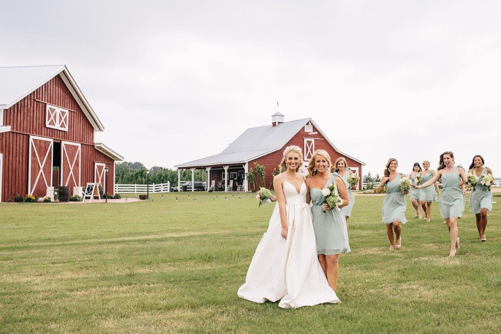 Twin Oaks Farm Weddings Pineview Georgia