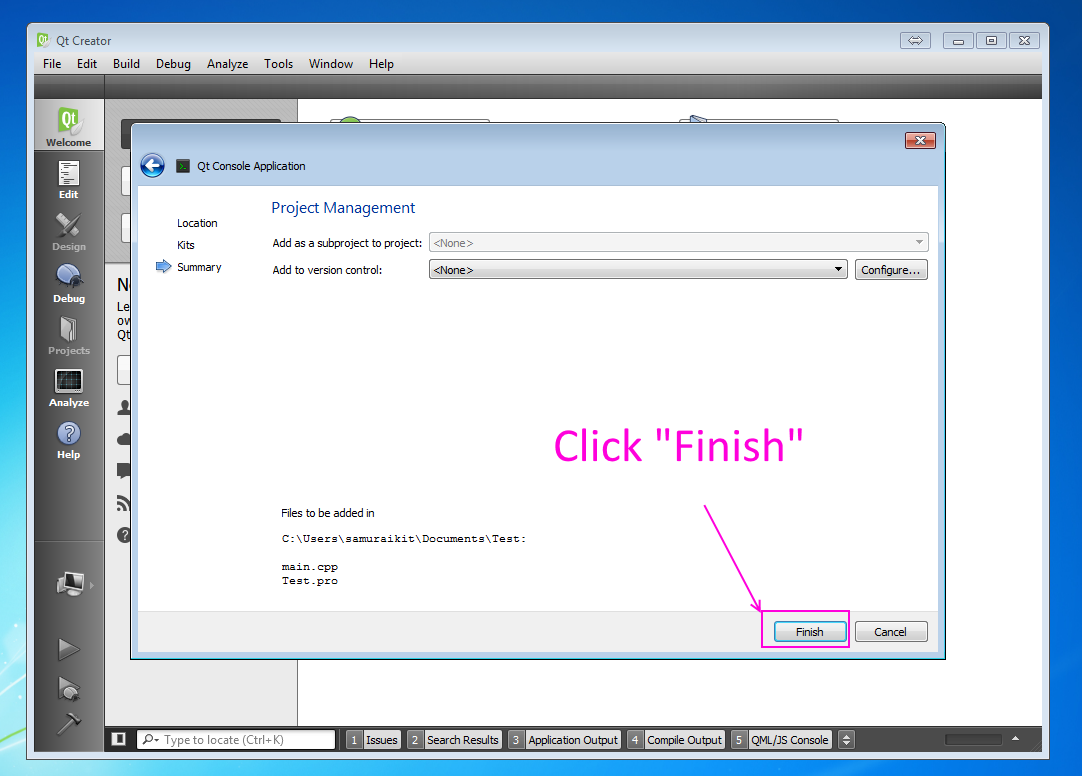 windows code to click button in application
