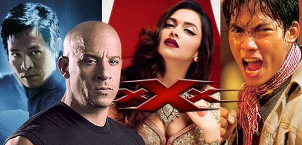 BOLLYWOOD HEROINE Deepika Padukone in HOLLYWOOD xXx-The Return Of Xander Cage Vin Diesel, Jet Li, Tony Jaa  Confirmed By Director DJ Caruso CAST CREW DETAILS