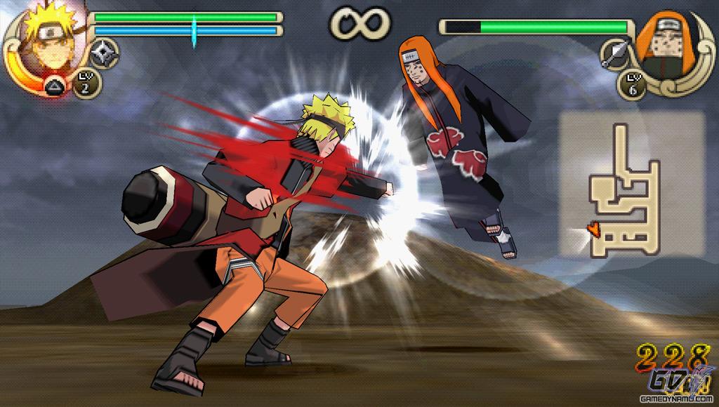naruto ninja impact apk