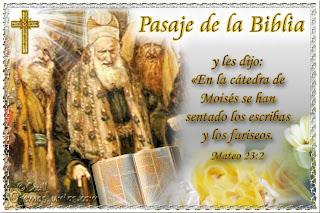 Resultado de imagen para Mateo 23,1-12