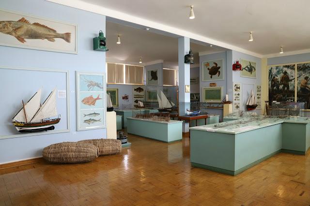 Museu Marítimo Almirante Ramalho Ortigão reabriu ao público